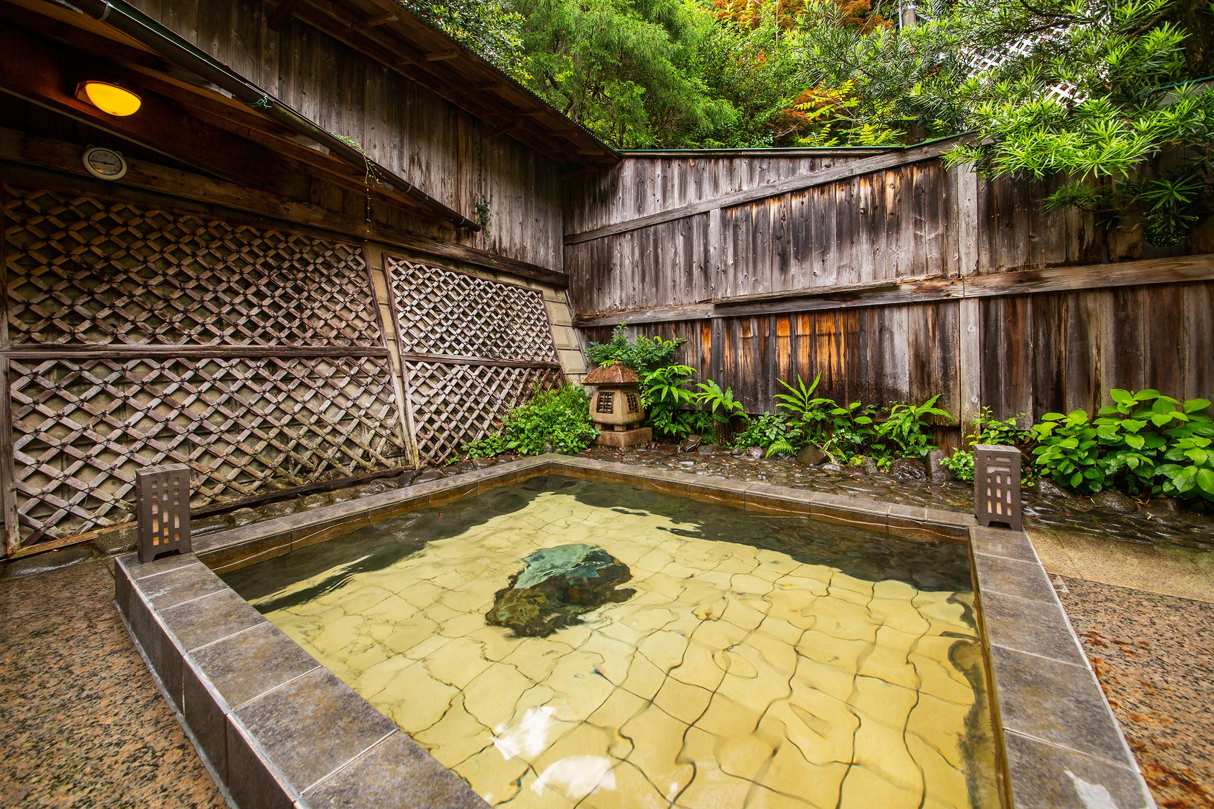 美人の湯「七沢温泉」